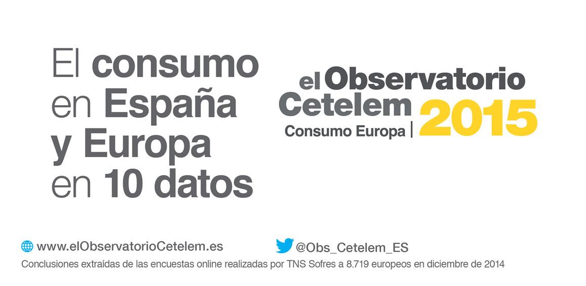 El consumo en España y Europa en 10 datos