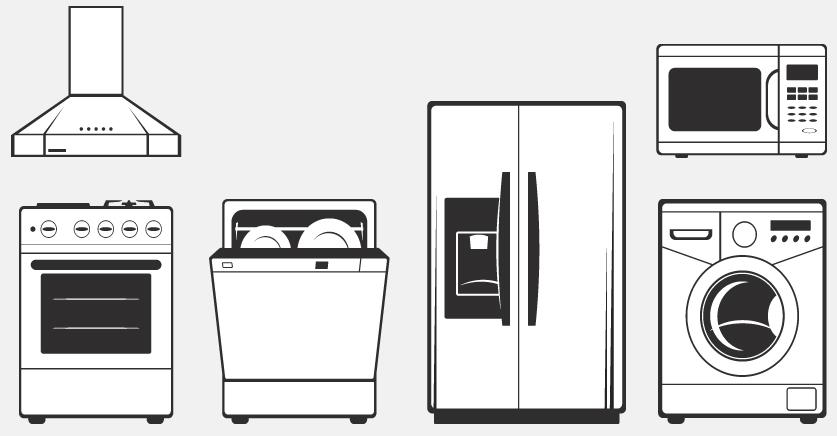 Venta de electrodomésticos sept16