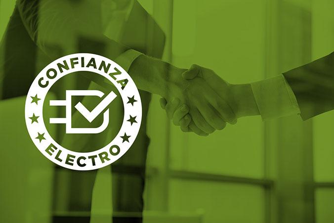 Nace el sello Confianza Electro para fabricantes y distribuidores
