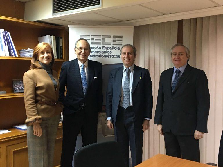 FECE se reúne con la Dirección General de Política Comercial y Competitividad