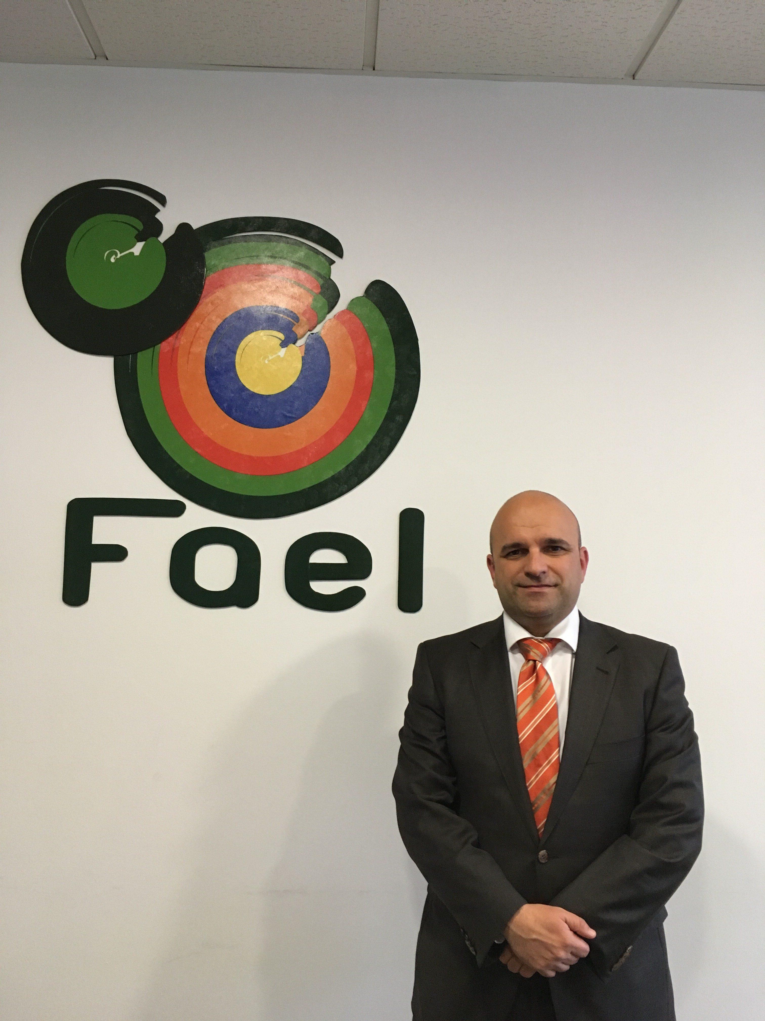 Entrevista a Carlos Bejarano, presidente de FAEL