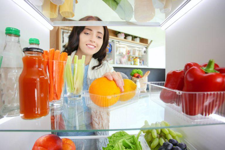 Organizar el frigorífico
