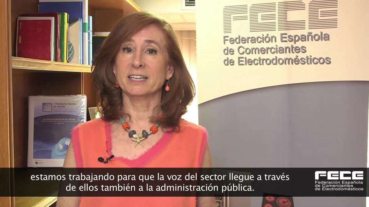 Marta Pérez Dorao presenta las píldoras formativas de FECE
