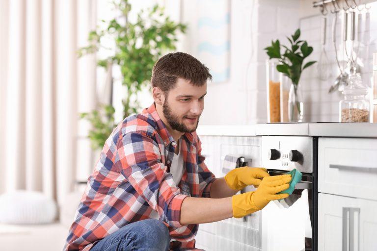 Limpieza de electrodomésticos