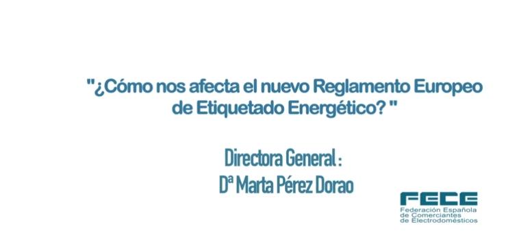 ¿Cómo nos afecta el nuevo Reglamento Europeo de Etiquetado Energético?