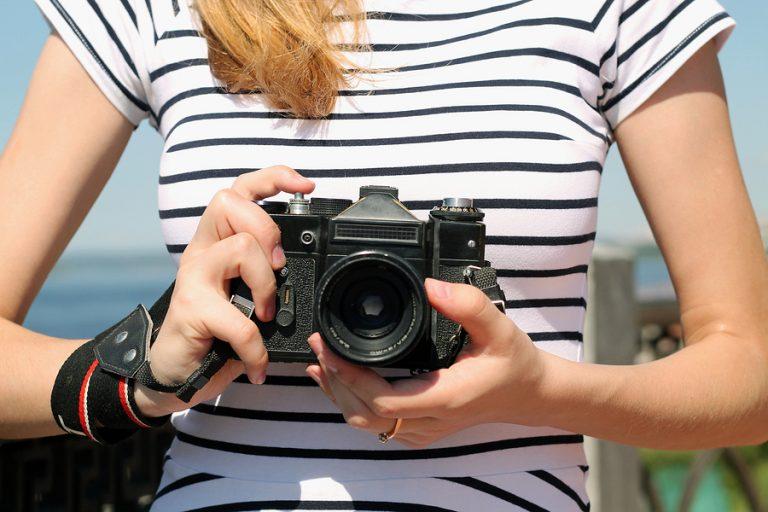 camaras fotografias escoger viaje