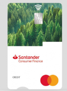 Tarjeta Santander Consumer