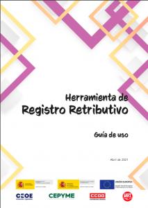 Guía de uso de Herramienta Registro Retributivo