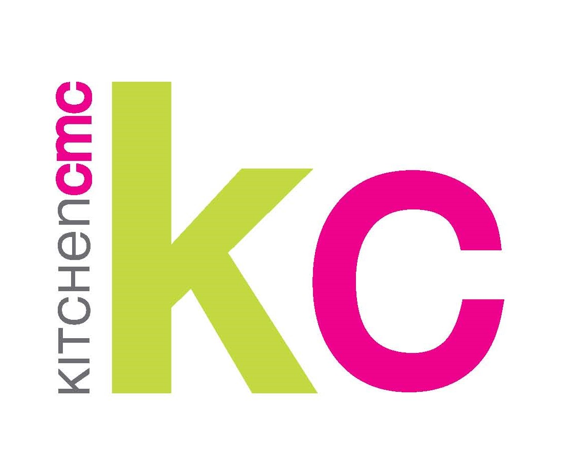 LOGO KC kitchen aplicacion en blanco