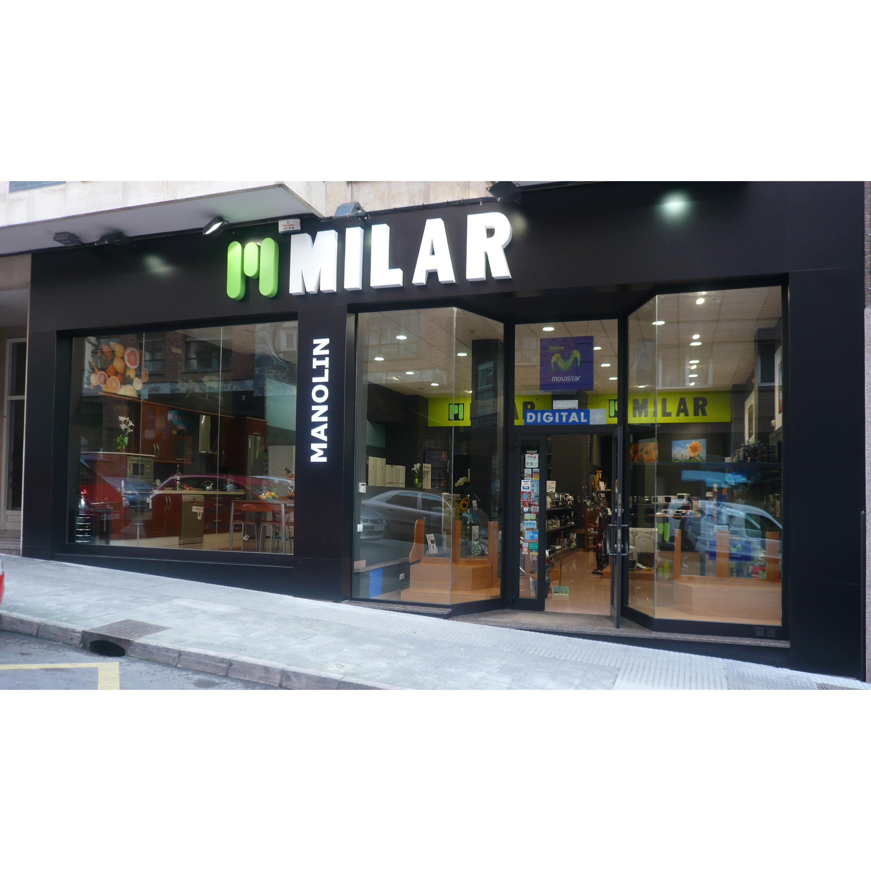 Tienda electrodomésticos Milar