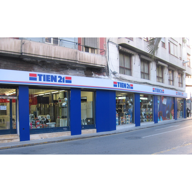 Tienda electrodomésticos Tien21