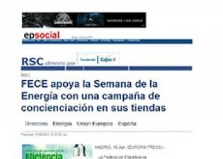 Europa press social