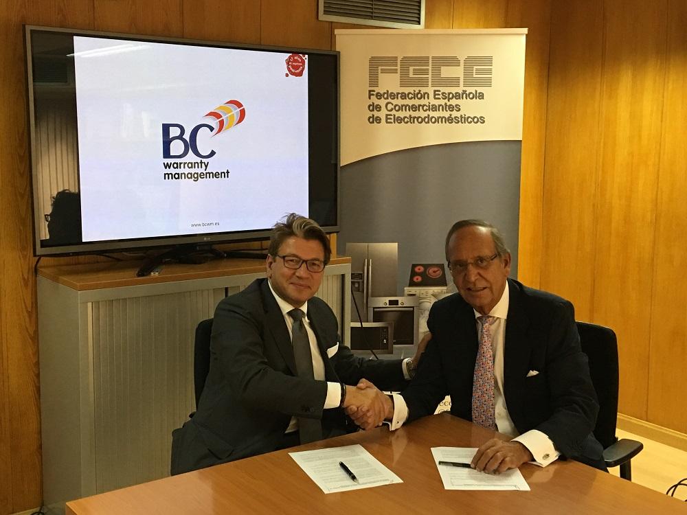 FECE firma un acuerdo con BCWM