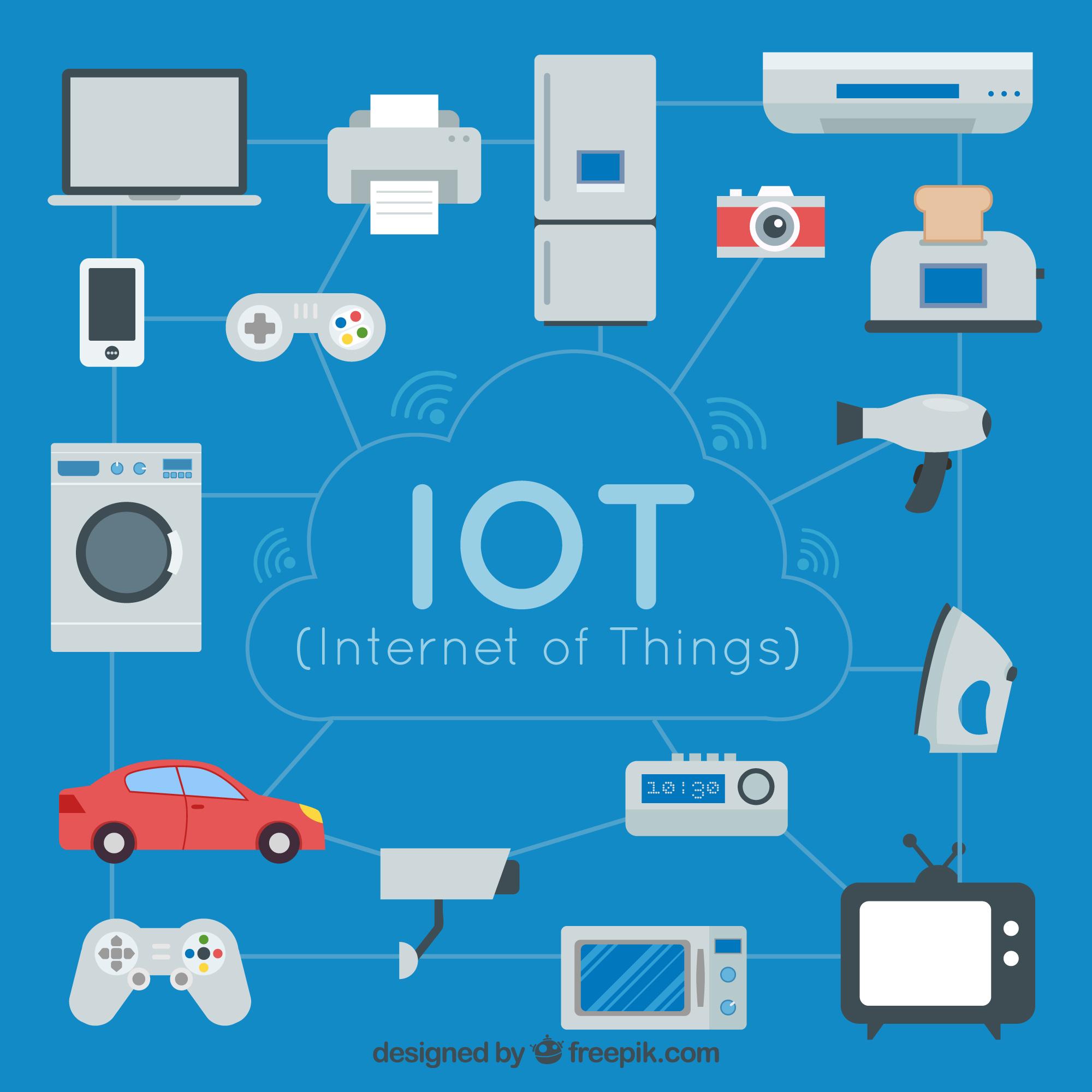 Qué es el IoT